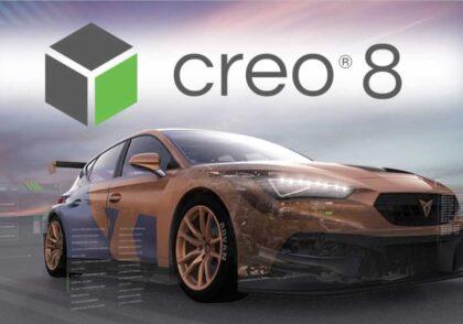 ویژگی های جدید در نسخه جدید نرم افزار Creo 8